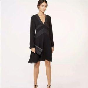 NEW Tory Burch Varenne Silk Tunic Dress Size 8